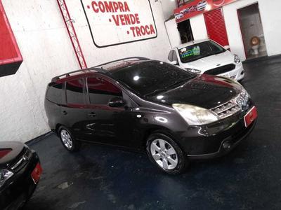 Nissan Grand Livina Sl 1.8 16v (flex) (aut) 2010