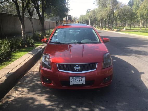 Nissan Sentra Ser-spec V 200 Caballos