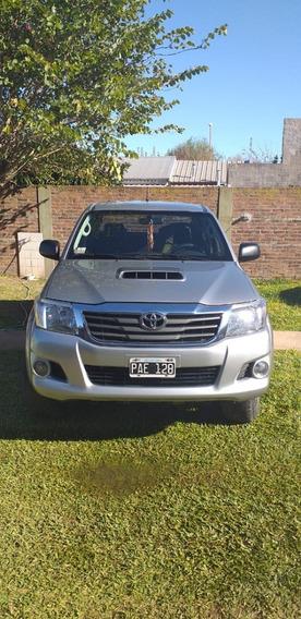 Toyota Hilux 2015 Sr 3.0 4x2