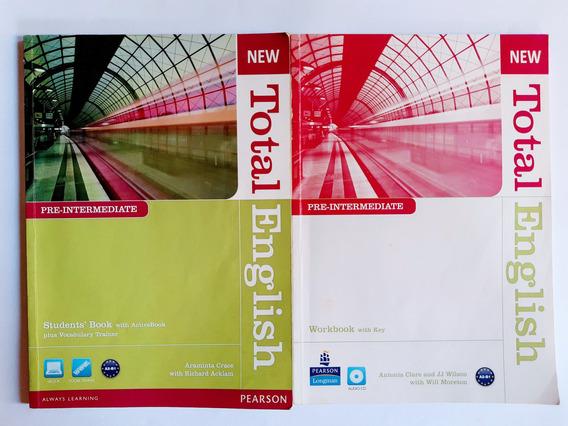New Total English Pre-intermediate Workbook/students