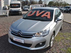 Citroën C4 Lounge Live 1.6 Nafta Gris 5 Puertas 0km Ab417jv