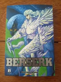 Berserk N° 21 - Panini. Frete R$ 10,00