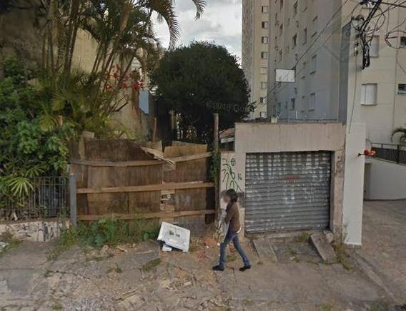 Terreno À Venda, 500 M² Por R$ 1.600.000,00 - Santa Terezinha - São Paulo/sp - Te0769