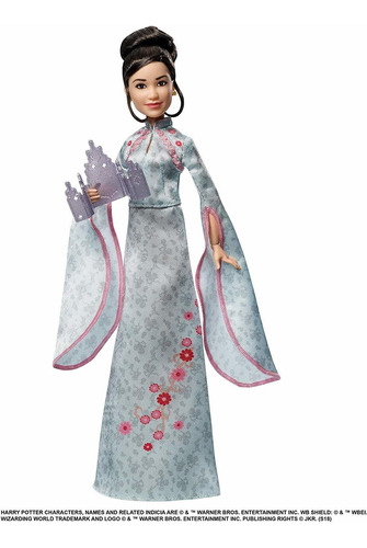 Boneco Harry Potter Cho Chang Yule Ball Mattel Top