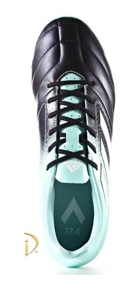 Chuteira adidas Ace 17.4 Tf Society Azul Marinho