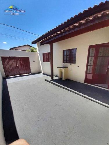Imagem 1 de 11 de Casa Venda Jardim Nova America Hortolandia Sp - Ca0880