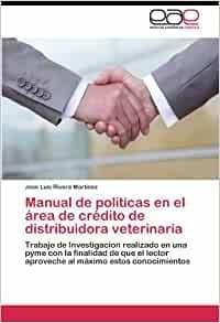 Manual De Politicas En El Area De Credito De Distribucion Ve
