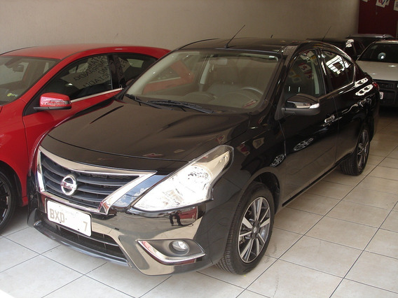 Nissan Versa Sl 1.6 16v Cvt Automatico 3.800km Lacrado 2020