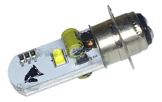 Lampada Farol Led Biz 125 / Biz 100 / Pop100 / Bross 09/12.