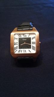 Reloj Cartier Santos Dumont