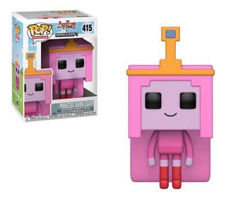 Funko Pop Princess Bubblegum #415 Minecraft Muñeco Original