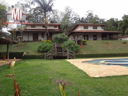 Chácara Rural À Venda, Monte Alegre Do Sul, Monte Alegre Do Sul. - Ch0210