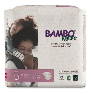 Pañales Bambo Premium Piel Sensib - Unidad a $1815