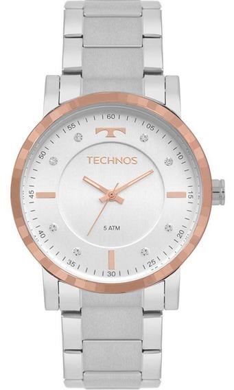 Relógio Technos Feminino Trend 2036mjp/1c