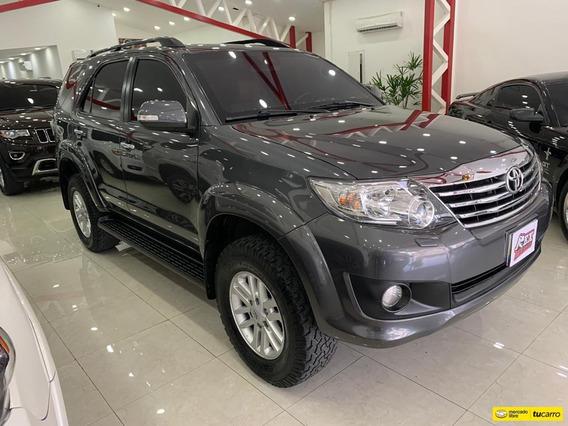 Toyota Fortuner Sr Blindada