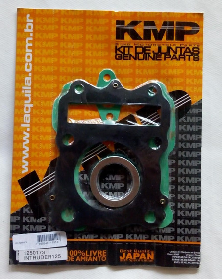 Kit A Juntas Cabeçote Suzuki Intruder 125 Kmp