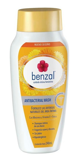 Benzal Wash Con Manzanilla 240ml