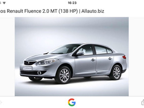 Renault Fluence 2.0 Ph2 Luxe 143cv 2017
