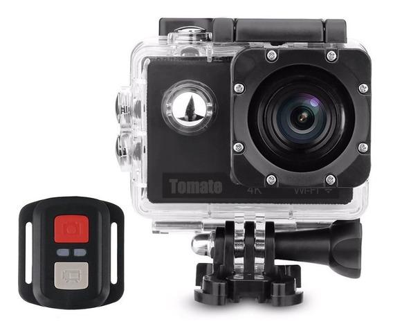 Câmera De Ação 4k Tomate Mt-1091k