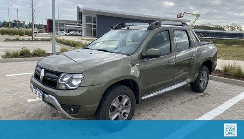 Renault Oroch 2.0 2017