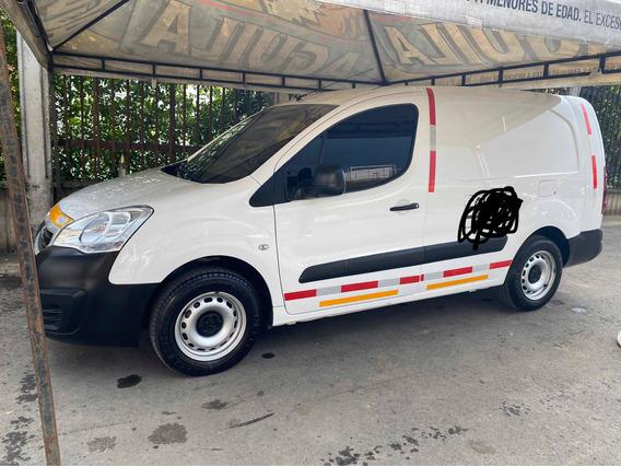 Peugeot Partner 2019 1.6l