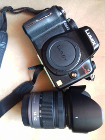 Camera Panasonic Gh2 + Lente 14-42 + 20mm Excelente Estado