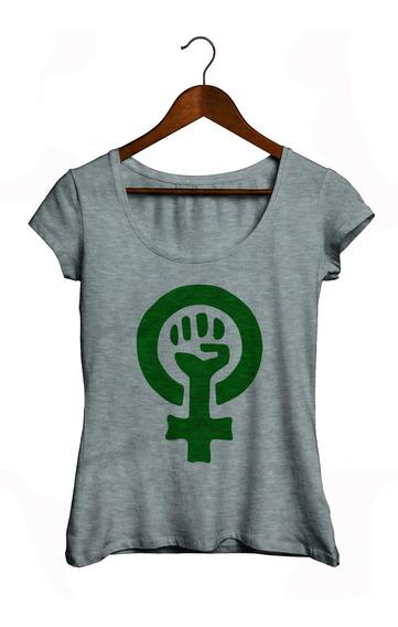 Remeras De Mujer Gris, Beige, Blanco - Feminista #01 Al #29