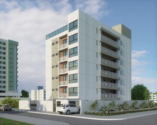 Imagem 1 de 24 de Apartamento À Venda, 59 M² Por R$ 287.000,00 - Intermares - Cabedelo/pb - Ap0420