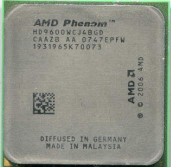 Processador Amd Phenom X4 9600 Hd9600wcj4bgd