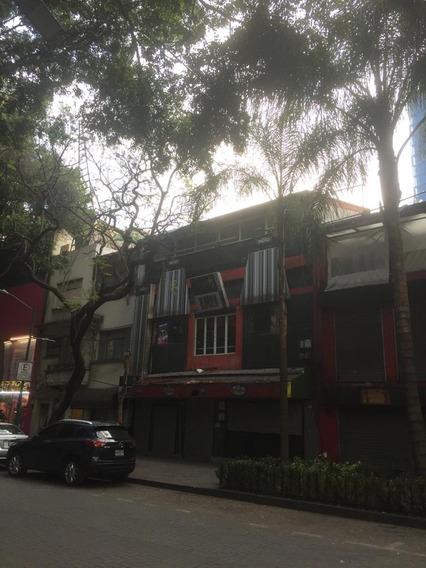 Terreno Único A Una Cuadra De Paseo De La Reforma