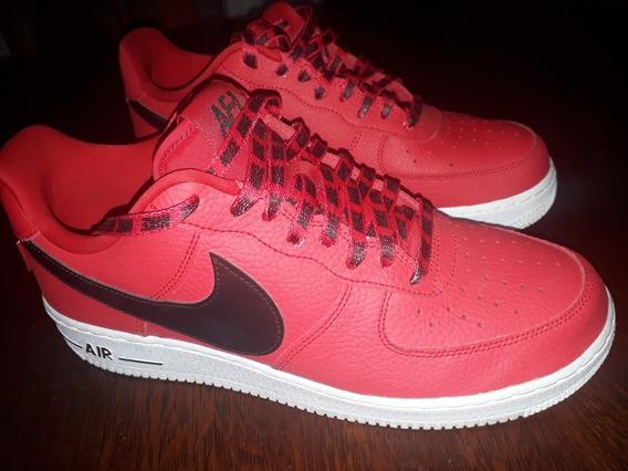 Zapatillas Nike Air Force 1 Rojas