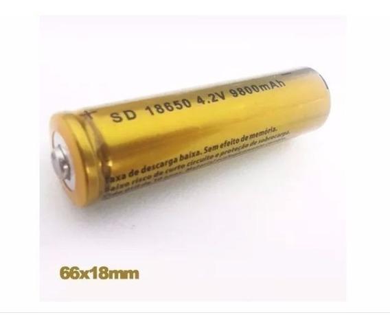 Bateria Lanterna Policial Tática 4.2 Volts C/20 Unidades