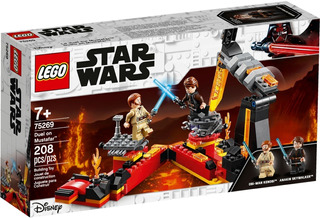Lego Set 75269 Duel On Mustafar Star Wars - Toypride