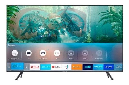 Televisor Samsung Un55tu8000kxzl Crystal Uhd 4k Smart Tv