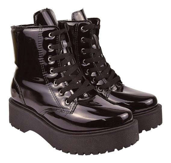 Bota Coturno Sapato Feminino Chiquiteira Chiqui/4052