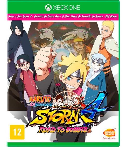 Jogo Naruto Storm 4 Road To Boruto Xbox One Midia Fisica