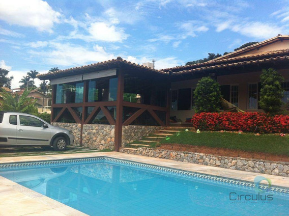 Casa Com 4 Dormitórios À Venda, 400 M² Por R$ 849.000,00 - Escarpas Do Lago - Capitólio/mg - Ca1527