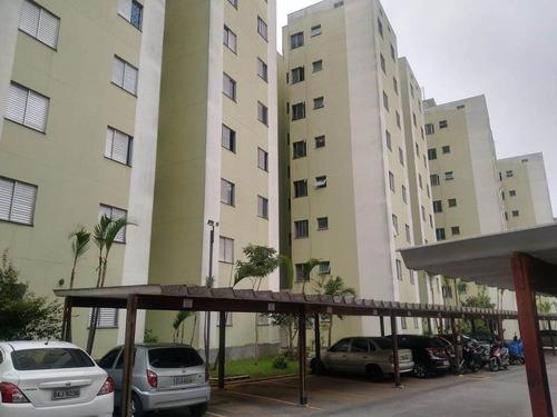 Apartamento 48m² 2 Dorm. 1 Vg B. Ferrazópolis S.bernardo