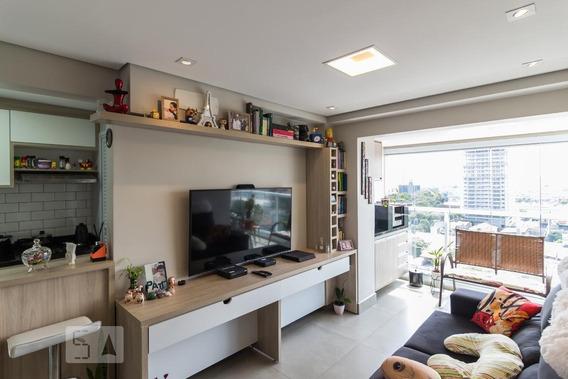 Apartamento Para Aluguel - Barra Funda, 2 Quartos, 58 - 893018475