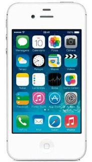 Celular Apple iPhone 4s 16gb - Branco