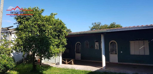 Casa Com 2 Dormitórios À Venda, 100 M² Por R$ 370.000,00 - Jardim Imperial - Atibaia/sp - Ca4561