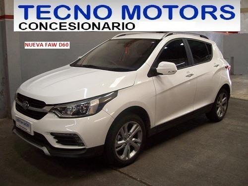 Faw D60 2019 Tecno Motors Concesionario Y Servicio Oficial