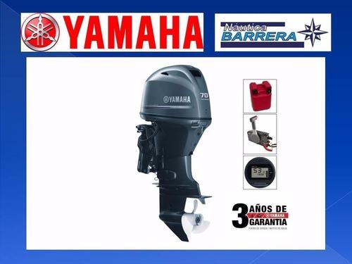 Motor Yamaha 70 Hp 4t Efi -  Ver Oferta Contado!!