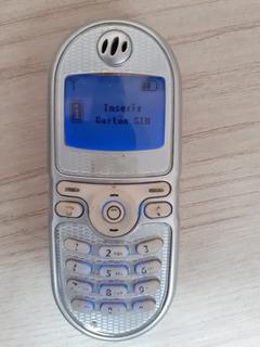 Celular Motorola C200 Gsm Original Prata ( Tem Outros Tbm )