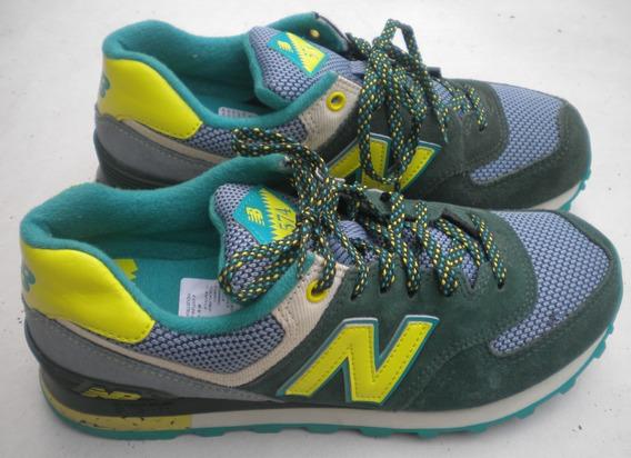 Zapatillas New Balance para Mujer Verde oscuro en Mercado ...