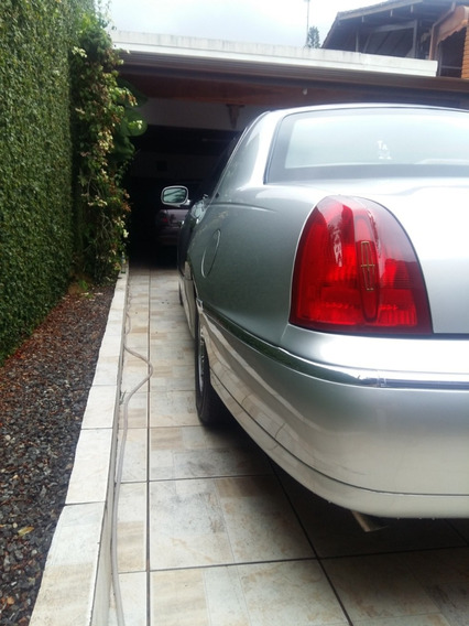 Lincoln Towncar Ano 2000