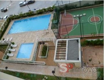 Imagem 1 de 8 de Apartamento Para Venda Por R$260.000,00 - Vila Homero Thon, Santo André / Sp - Bdi17022