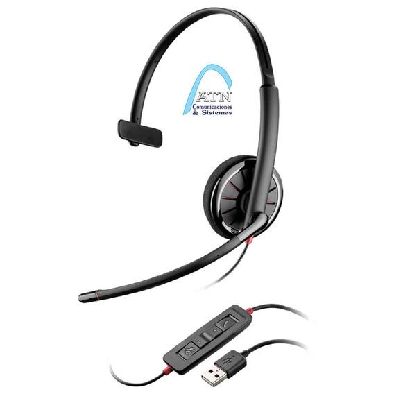 Plantronics Blackwire C3210 Headset Mejor Que C310 Audio 628