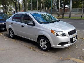 Aveo 20141.6 Ls At 1dueño Factura Orig Acepto Auto