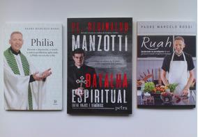 Batalha Espiritual+ Kit Philia + Ruah = 3 Livros Novos §